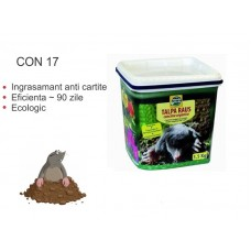 Ingrasamant organic anti cartite - CON 17