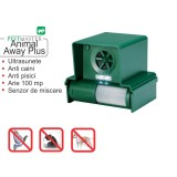 Dispozitiv anti caini,anti pisici,anti pasari -  Animal Away Plus