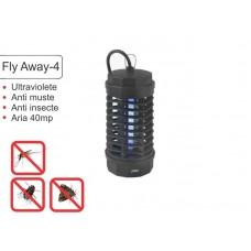 Aparat anti insecte muste tantari Fly Away 4