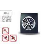 Aparat anti insecte cu lampa UV (4W) - 20 mp
