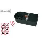 Difuzor ultrasunete suplimentar - Kemo L020